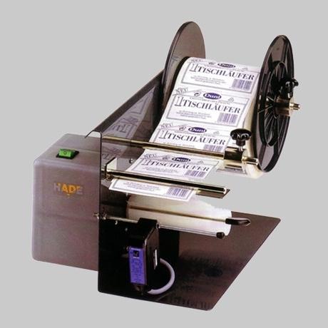 Dispenser ed etichettatrici